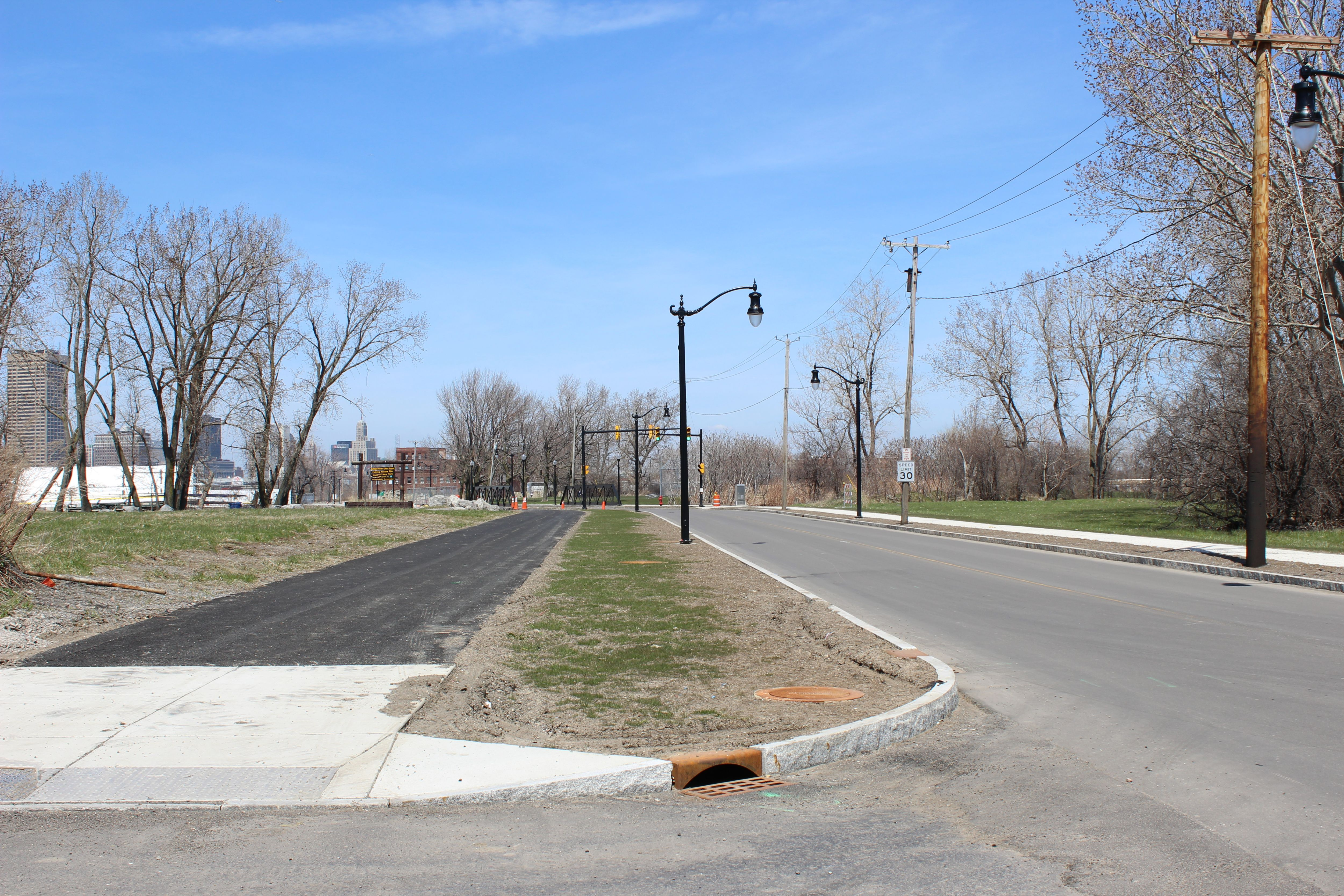 Ohio Street And Inner Harbor Infrastructure Improvements