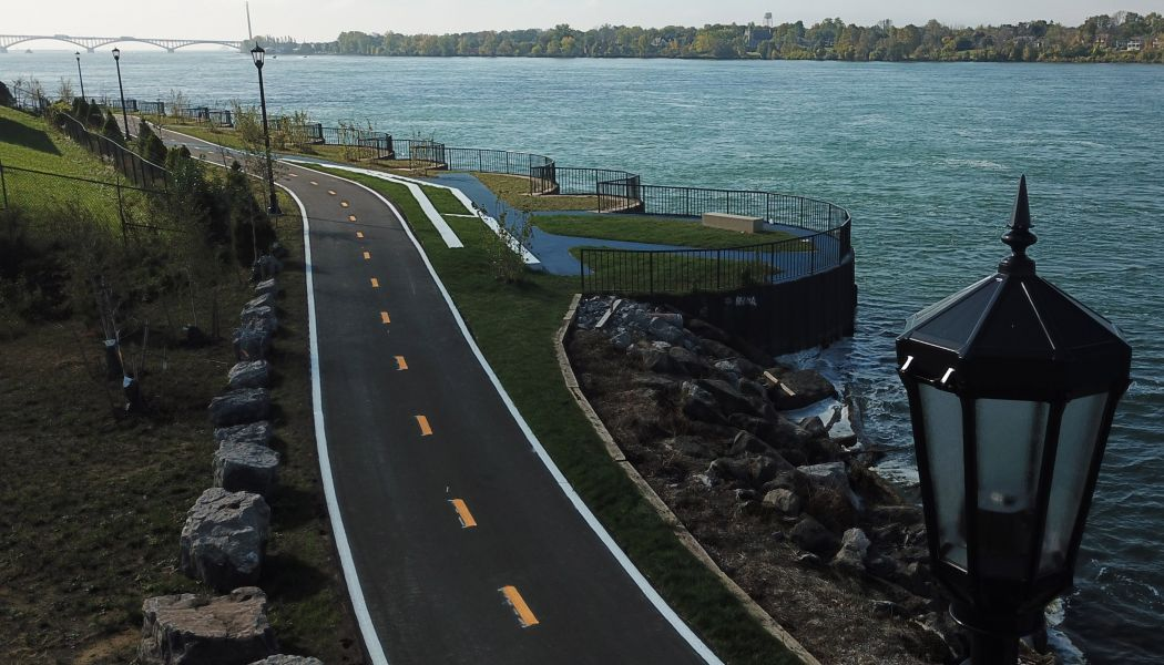 Buffalo Riverwalk Shoreline Trail