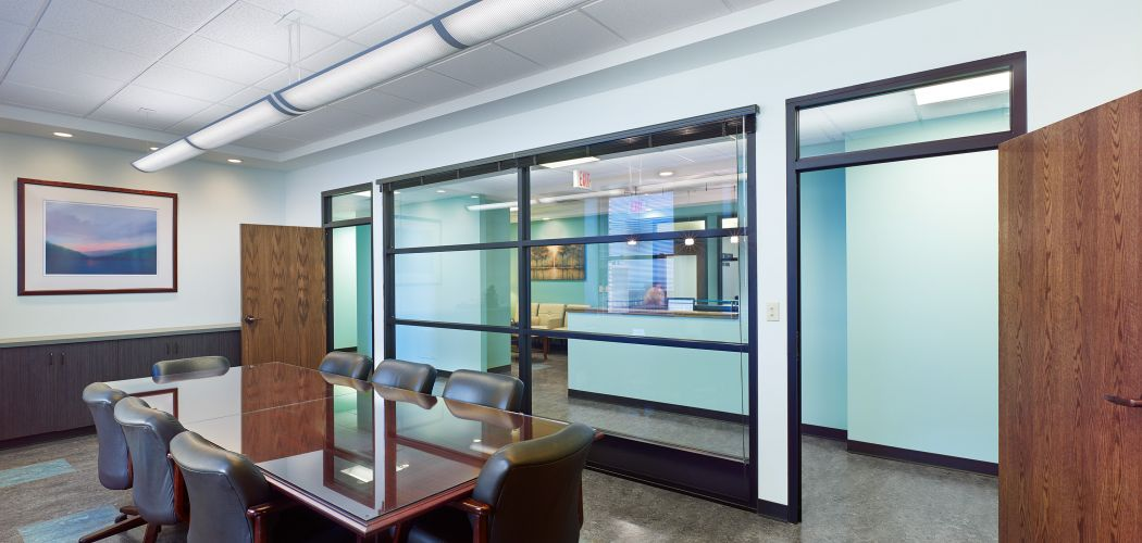 Sugarman Law Firm Office Renovations Projects Watts Architecture